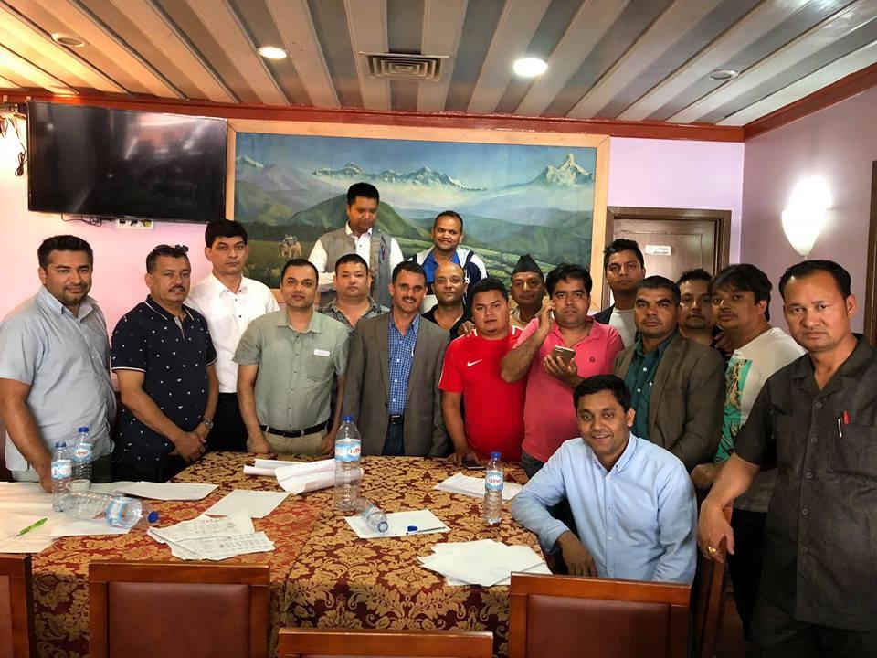 नेपाली जनसम्पर्क समिति पोर्चुगलको अध्यक्षमा घिमिरे