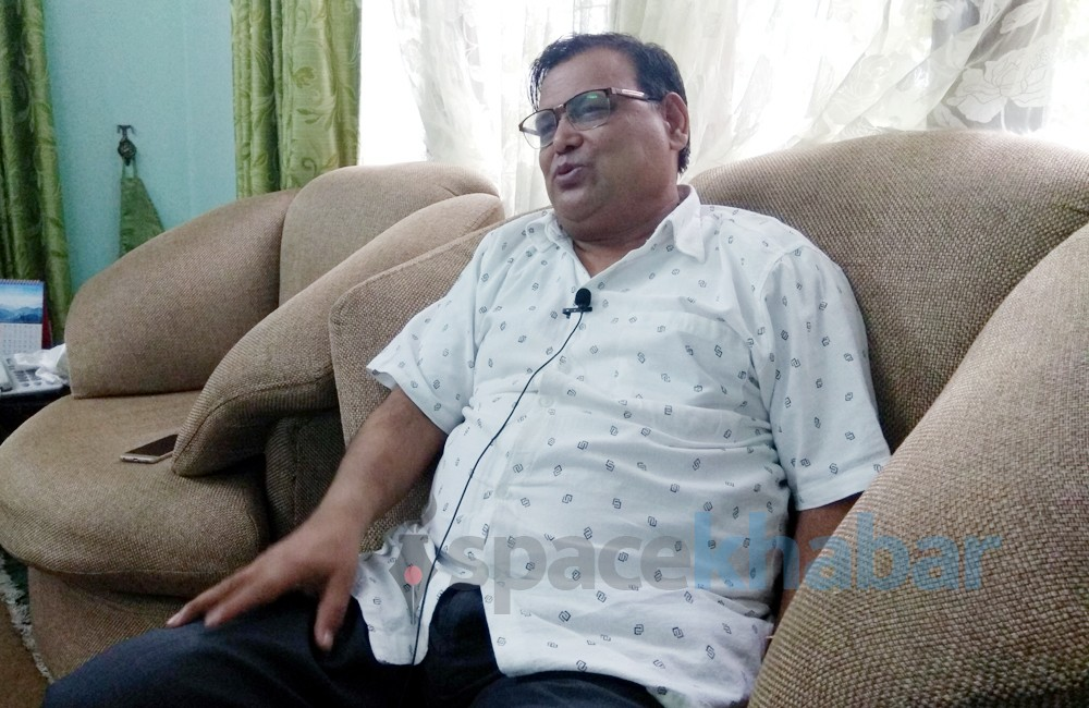 सभामुख कृष्णवहादुर महरासँगकाे कुराकानी