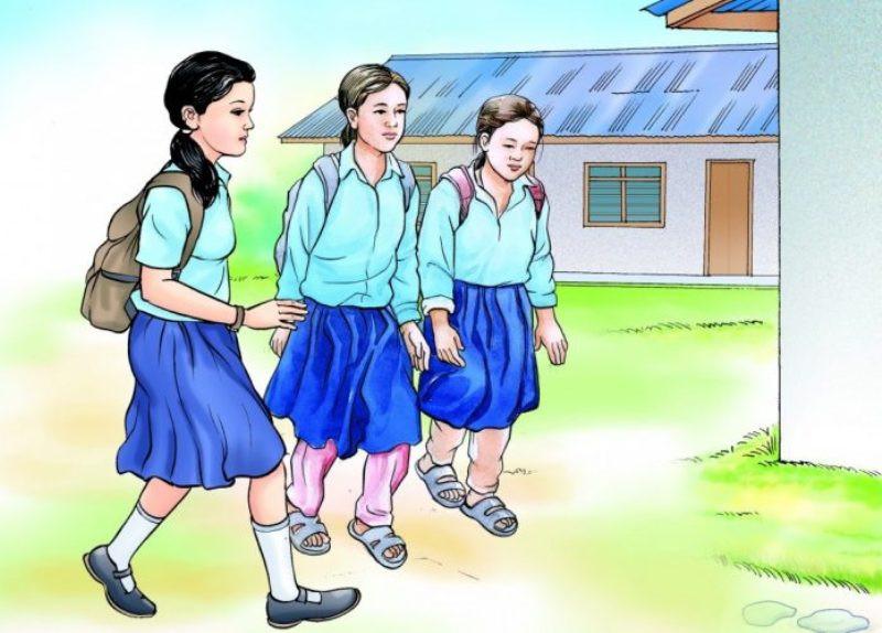 विप्लवका कारण देशभरका निजी विद्यालय प्रभावित