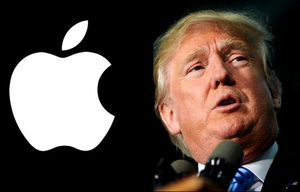 एप्पललाई अमेरिकामै उत्पादन थाल्न ट्रम्पको आग्रह
