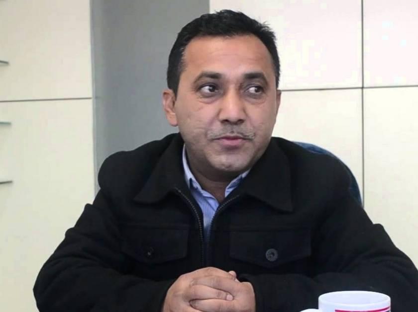 महासमित बैठकबारे कांग्रेस प्रवक्ता विश्वप्रकाश शर्मा