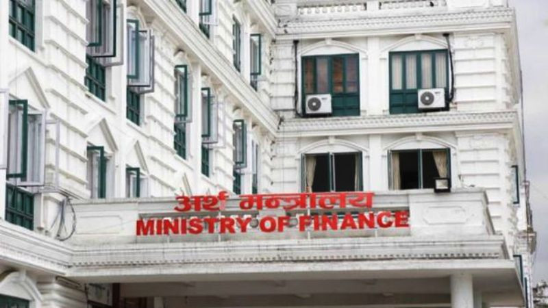 ढुकुटीकाे दाेहनः सरकारले बाँड्याे साढे पाँच महिनामा ५ करोड २३ लाख