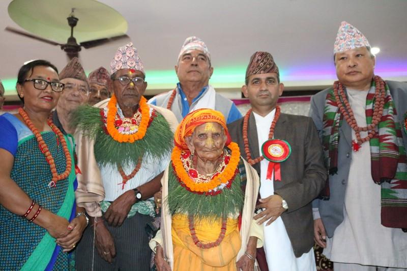 जेष्ठ नागरिक राष्ट्रको धरोहर : प्रदेश प्रमुख तुम्वाङ