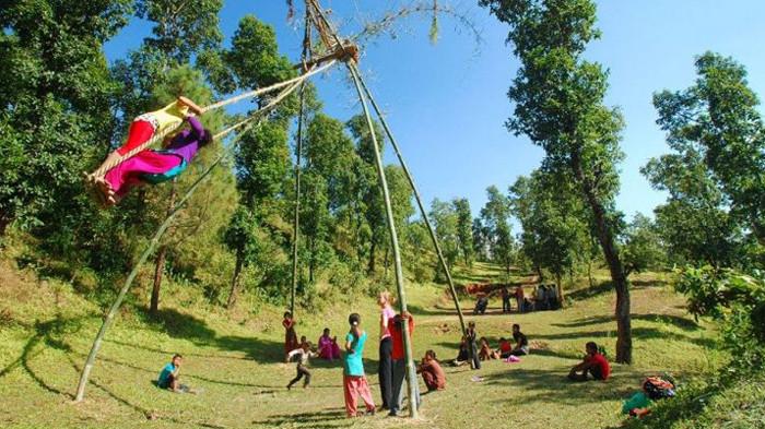 काठमाडाैं उपत्यकामा विगत जस्तो रहेन दशैँको रौनक