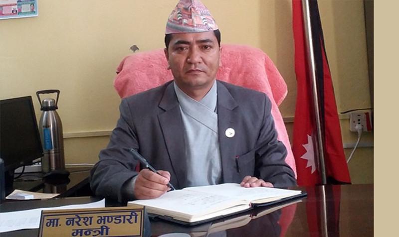 सङ्घीय कानून नबन्दा प्रदेश सरकार अन्योलमा :मन्त्री भण्डारी
