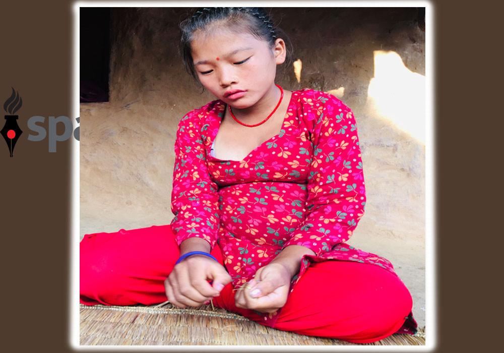 १२ वर्षीया गंगामायाले जन्माइन् छोरी