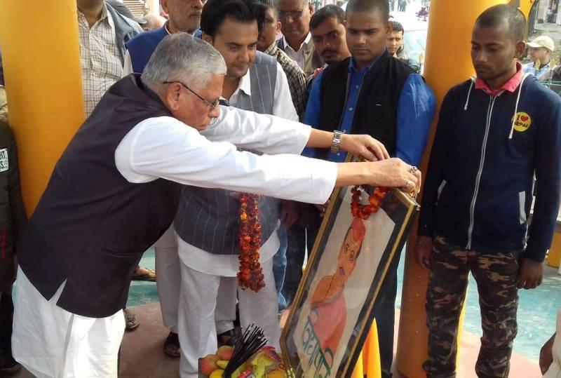 मैथिली भाषा कसैले मेटाउन सक्दैन : प्रदेश प्रमुख कायस्थ