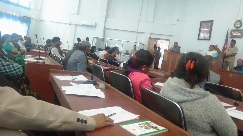 प्रदेश २  काे सरकारलार्इ करारमा कर्मचारी भर्ना गर्न बाटो खुल्यो