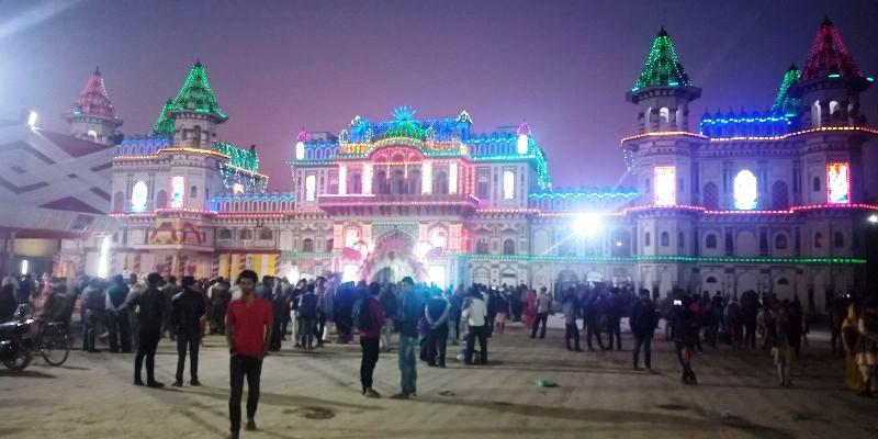 झिलिमिली जानकी मन्दिर, श्रद्धालु भक्तजनको घुइँचो (फोटोफिचर)