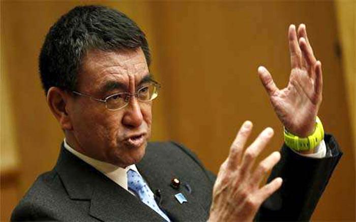 जापानका विदेशमन्त्री कोनो बुधबार आउँदै, नेपाल–जापान हवाई सम्झौता हुने