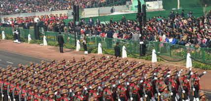 भारतको ७० औं गणतन्त्र दिवस आज
