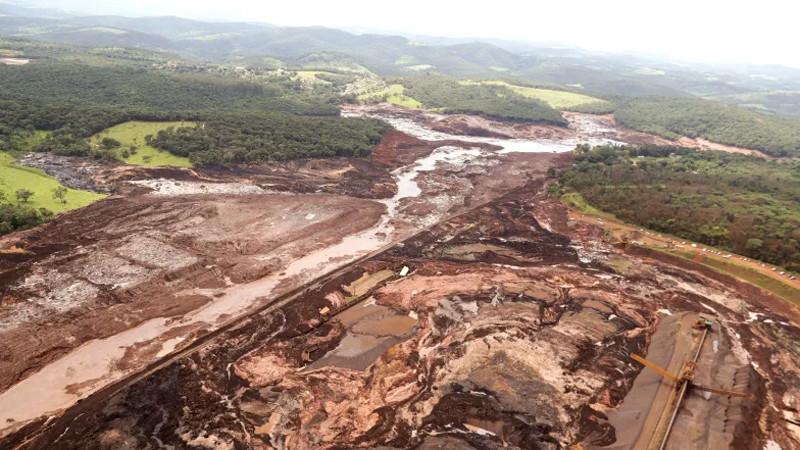 ब्राजिलमा बाँध भत्कदा मृत्यु हुनेको संख्या ४० पुग्यो