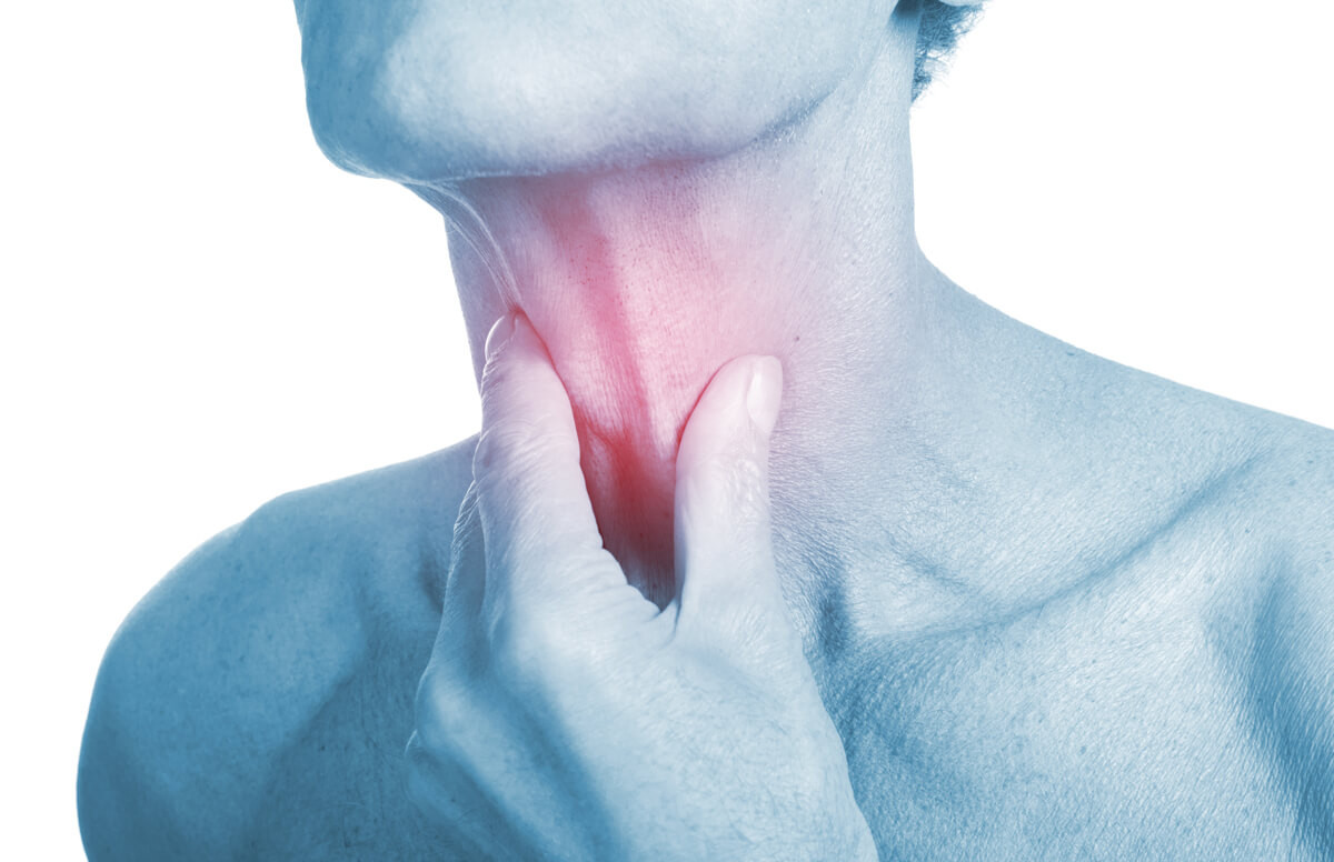 घाँटीमा हुने ८ समस्या, जुन हुन सक्छ थाइराइड क्यान्सरको संकेत