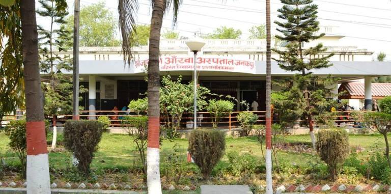 भारतीय बिरामीको गन्तब्यः जानकी आँखा अस्पताल