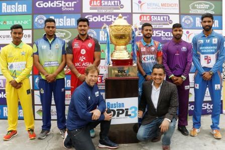 डिपिएल क्रिकेटः उद्घाटन खेलमा काठमाडौं गोल्डेन्स विजयी