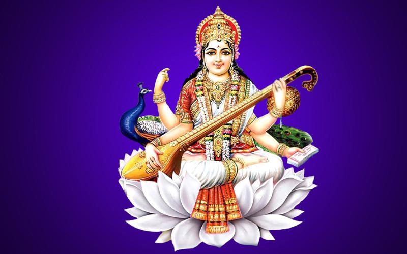 आज श्रीपञ्चमी, विद्याकी देवी सरस्वतीको पूजा आराधना गरिदैं