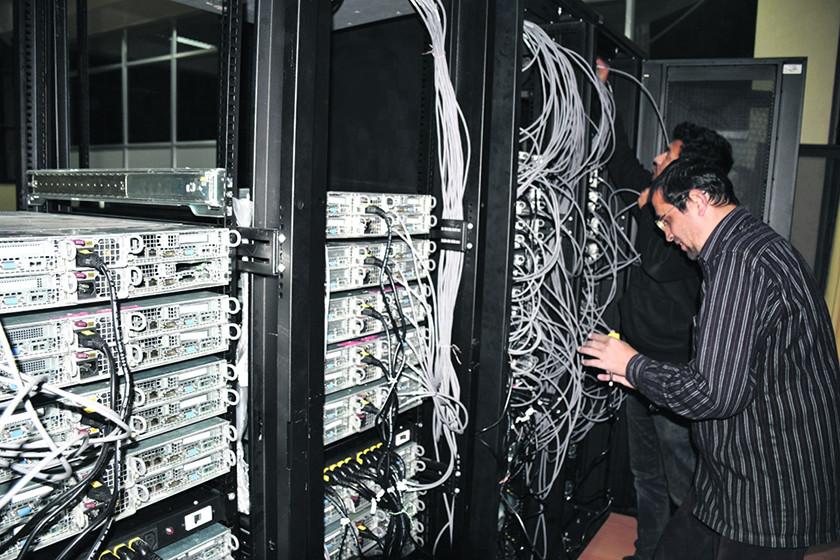 काम नपाएर सुपर कम्प्युटर  बनेपाकाे आईटी पार्कमै थन्कियाे
