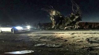 इरानमा आत्मघाती बम हमला, २७ रिभोलुस्नरी गार्डको ज्यान गयाे