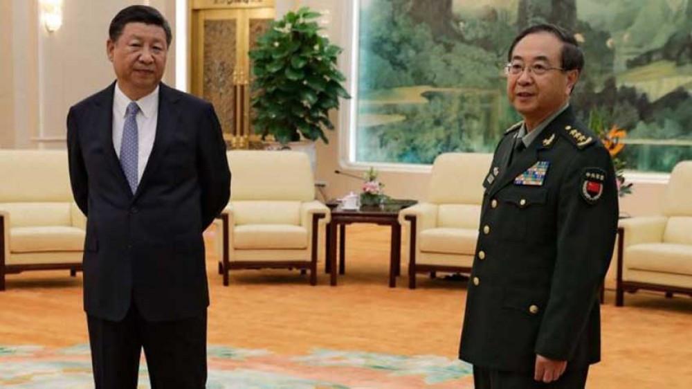 चीनका पूर्व प्रधानसेनापतिलाई आजीवन जेल सजाय