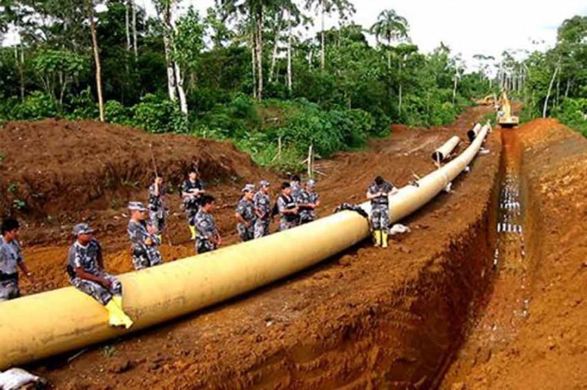 पेट्रोलियम पाइप लाइन विस्तार अन्तिम चरणमा