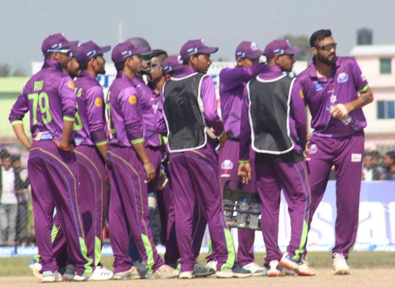 डीपीएलकाे उपाधि अत्तरियालाई, फाइनलमा महेन्द्रनगर ३ विकेटले पराजित