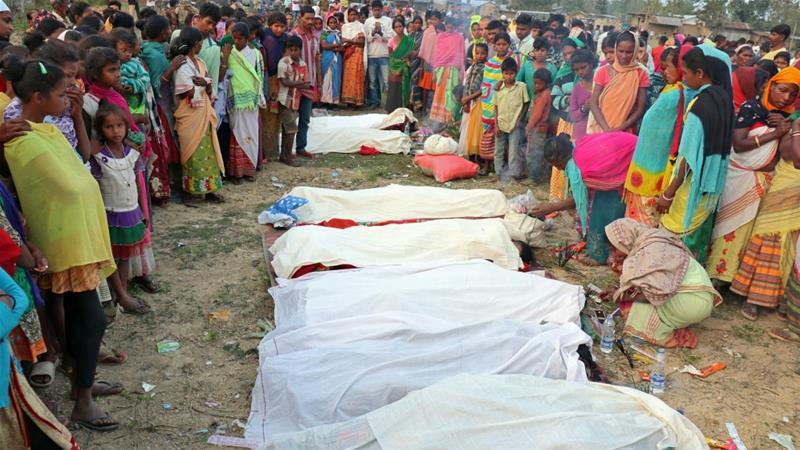 विषाक्त मदिरा सेवनबाट भारतमा मृत्यु हुनेको संख्या १ सय नाघ्याे