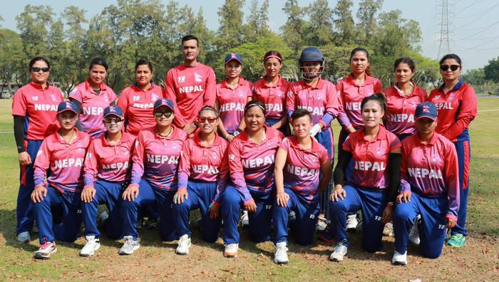 आईसीसी महिला टी–२० एसिया छनोटः नेपालद्वारा हङकङ ४ विकेटले पराजित