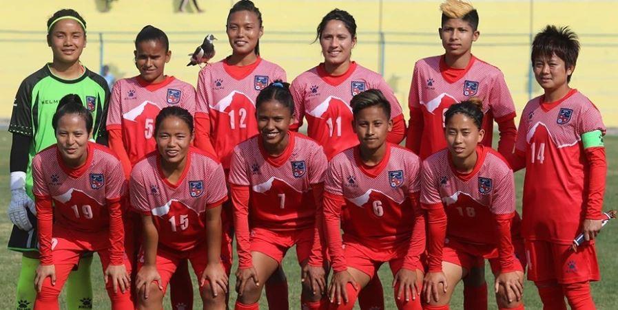 महिला साफ फुटबल :नेपालले बिजयी प्राप्त गरे प्रदेश सरकारले जनही  दुई लाख पुरस्कार दिने