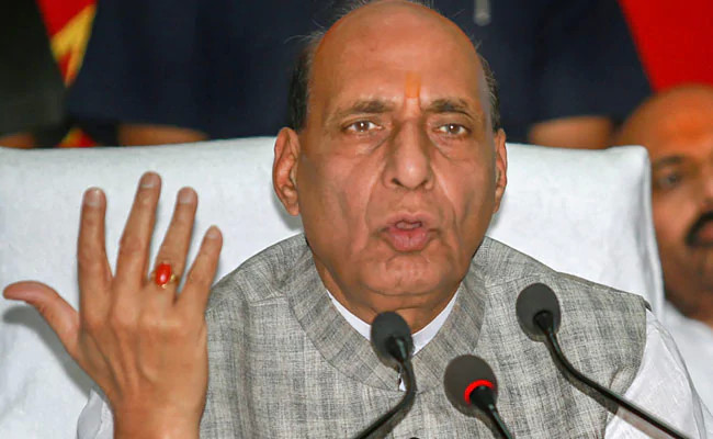 भारतीय गृहमन्त्री सिंहले भने,'ईपिजीको प्रतिवेदन लोकसभाको निर्वाचनपछि मात्रै बुझ्छौं'