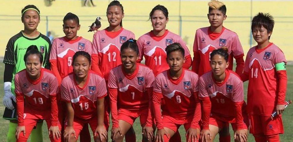 साफ महिला च्याम्पियनसिपमा नेपाल र बंगलादेश भिड्दै