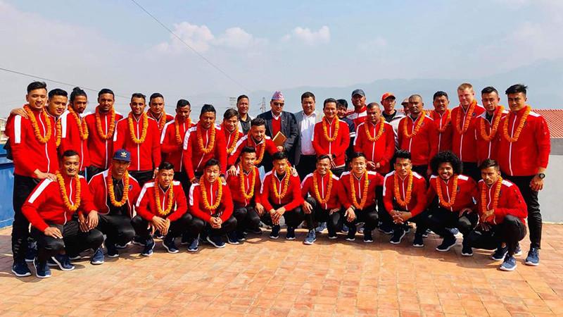 मैत्रीपूर्ण फुटबलमा आज नेपाल र कुबेत भिड्दै