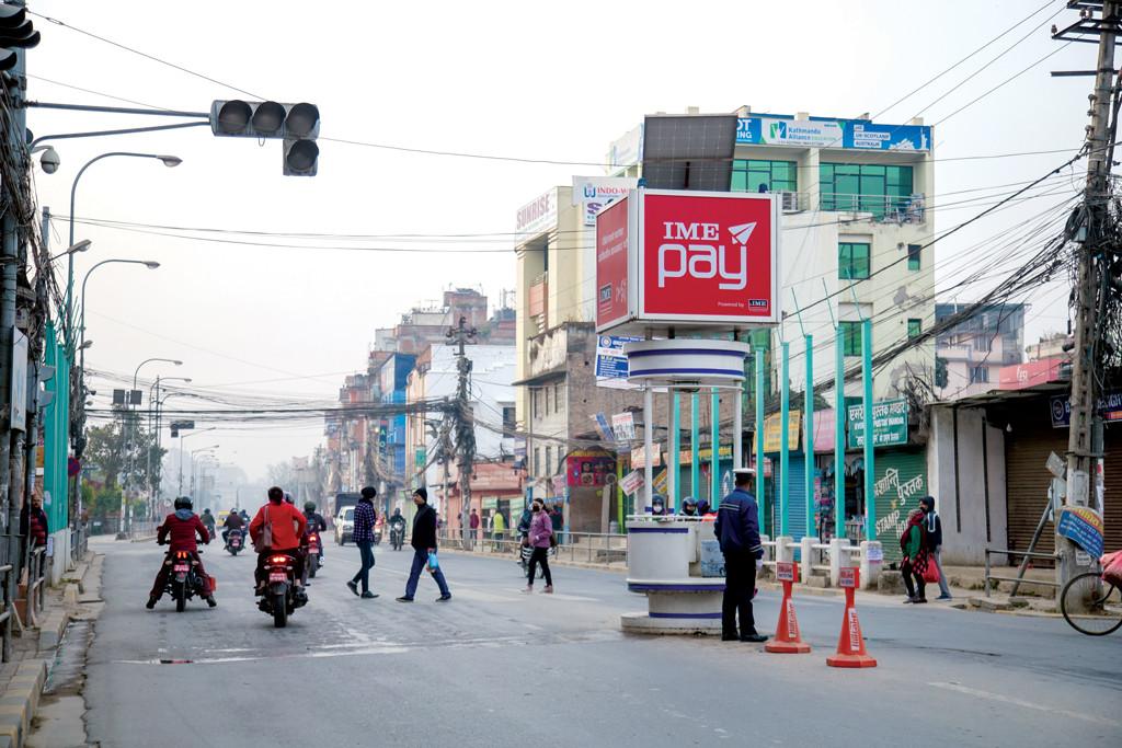 काठमाडौंको दस स्थानमा ट्राफिक लाइट थपिने