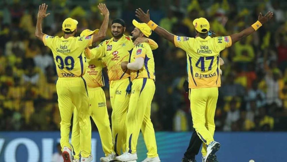 आईपीएलमा चेन्नईको विजयी सुरुवात