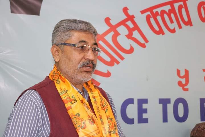 प्रदेश ५ को नाम लुम्बिनी र मुकाम बुटवल नै उपर्युक्त  :पूर्वमन्त्री बिश्वकर्मा