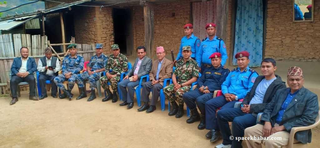 ग्रामीण क्षेत्रमा 'विप्लव'को संत्रास जिल्ला–जिल्लामा सुरक्षा बैठक