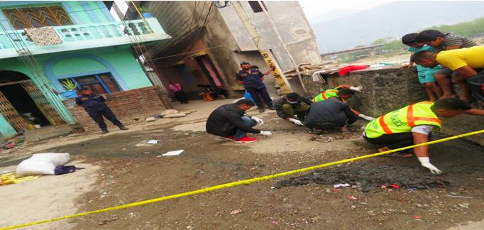 अन्धोप्रेमः भिनाजुसंगको सम्बन्धपछि श्रीमानको हत्या