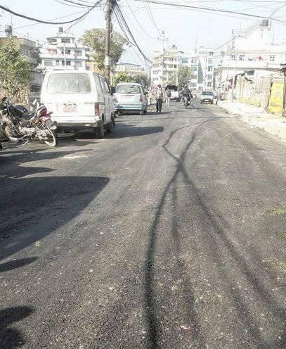 काठमाडौंका तीन करिडोरले घटायो जाम