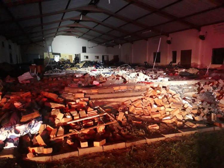 चर्च भत्किँदा दक्षिण अफ्रिकामा १३ को मृत्यु