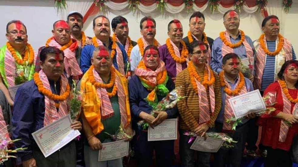 नेपाल औषधि व्यवसायी संघमा पुनः मृगेन्द्र मेहर